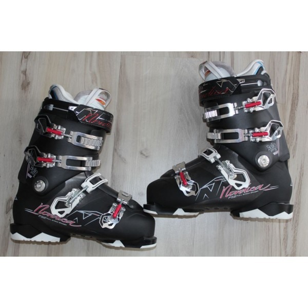 0076  New ski boots NORDICA Belle Pro X, 26.5,  EU 41.5, 310mm, flex 95