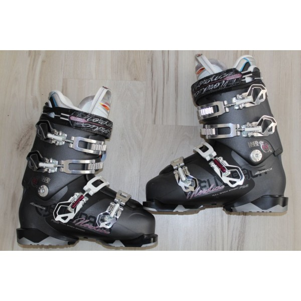 0080  New ski boots  NORDICA Hell & Back, 24,  EU 37, 290mm, flex 95