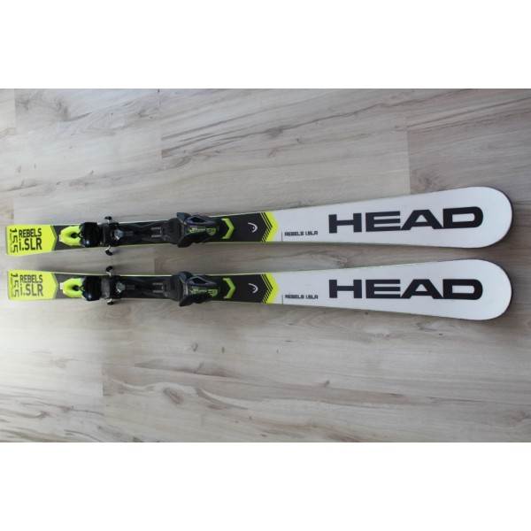 0316  Head WC Rebels i. SLR,  L155cm, R10m - 2020