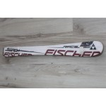 09 NEW kids skis FISCHER, L80cm, R4m, 100mm- 67mm- 85mm