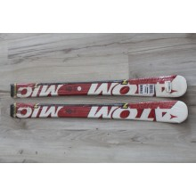 0900 NEW kids skis ATOMIC Race, L90cm, R5m, 100mm- 65mm- 83.5mm