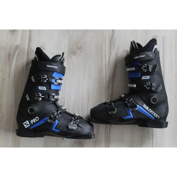8005   SALOMON S PRO, 30,  EU 46 - 46,5, 344mm, flex 90- 2020