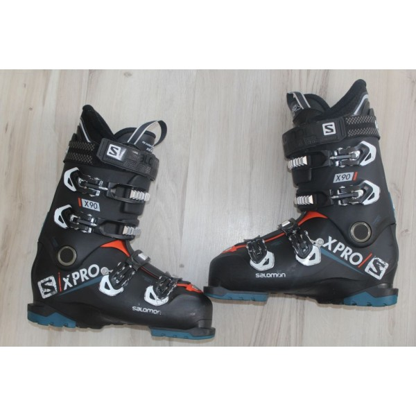 8053  SALOMON X PRO, 26- 26,5,  EU 41- 42, 306mm, flex 90