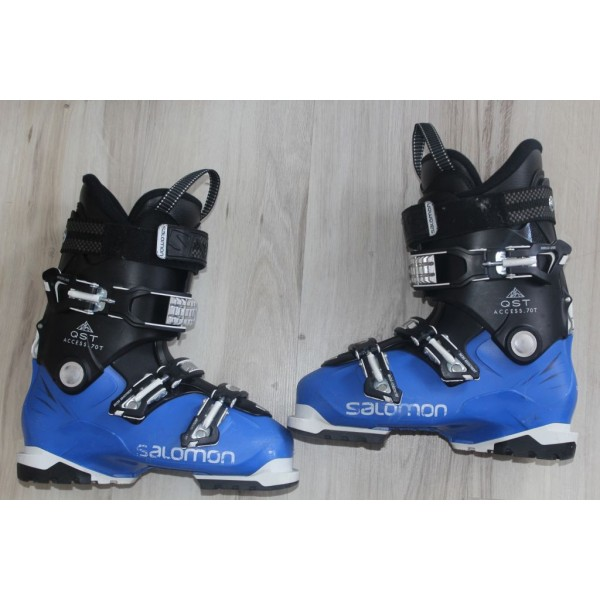 80610  SALOMON QST Access, 25,  EU 40, 298mm, flex 70