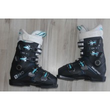 807 SALOMON X PRO, 24- 24,5,  EU 38- 39, 284mm, flex 80