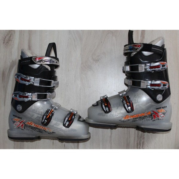 8903  NORDICA HOT ROD, 23,  EU 36, 278mm