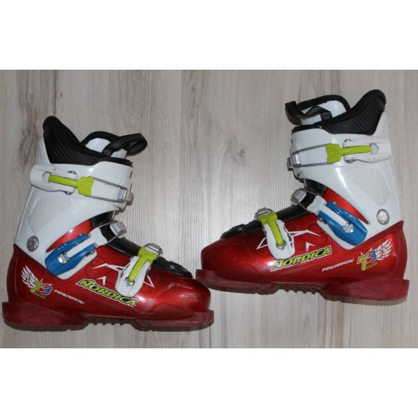 8907  NORDICA FireArrow, 22.5,  EU 35.5, 275mm