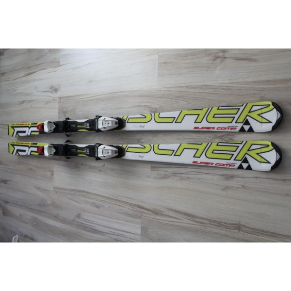 0635 FISCHER SUPER COMP RC, L170cm, R16m