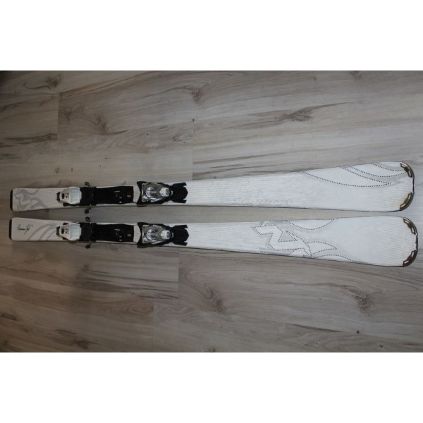 0795  NORDICA Cinnamon girl, L160cm, R13m