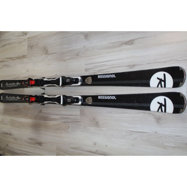 080 ROSSIGNOL Best of The Alps Limited, L172cm, R14m