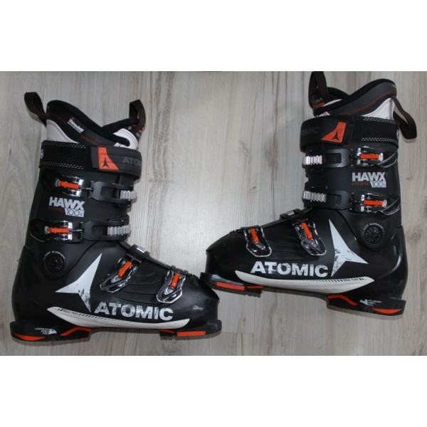002 ATOMIC Hawx Prime, 29- 29.5,  EU 44.5- 45, 335mm, flex 100