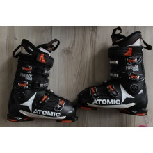 0044 ATOMIC Hawx Prime, 28 - 28.5,  EU 43 - 44, 325mm, flex 100