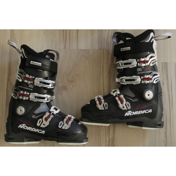 1113 NORDICA Sport Machine, 25,  EU 39, 295mm, flex 85