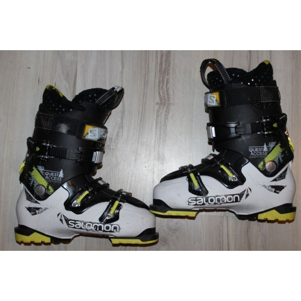 11230 SALOMON QUEST ACCESS , 27,  EU 42, 317mm, flex 80