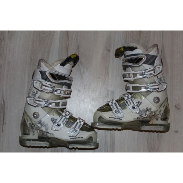 1142  SALOMON Idol, 23- 23.5,  EU 36- 36.5, 277mm, flex 75