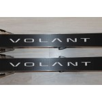 0032 VOLANT Silver,  L160cm, R15m Handmade masterpiece from Austria