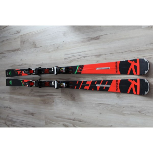 0813 ROSSIGNOL HERO Elite Short Turn Ti, L167cm, R13m - 2019