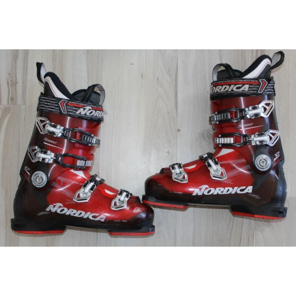 8004  NORDICA Speed Machine, 29 - 29.5  EU  45 - 45,5, 335mm, flex 110